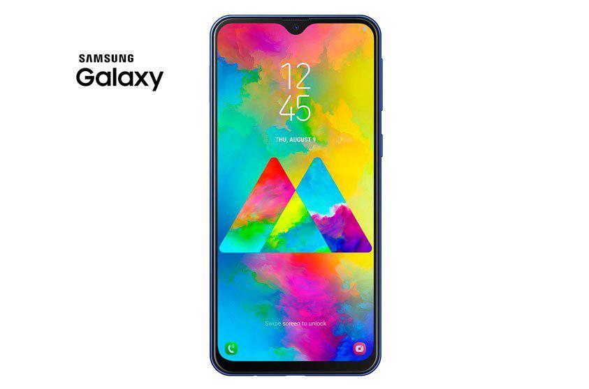 smartphone Samsung Galaxy M20 barato