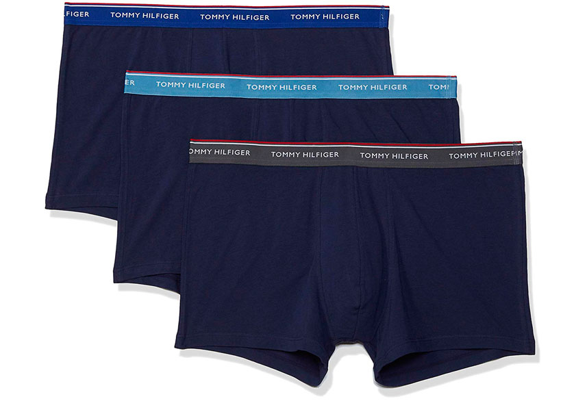 pack 3 boxers Tommy Hilfiger baratos