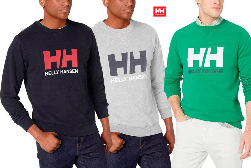 sudadera Helly Hansen HH Logo barata