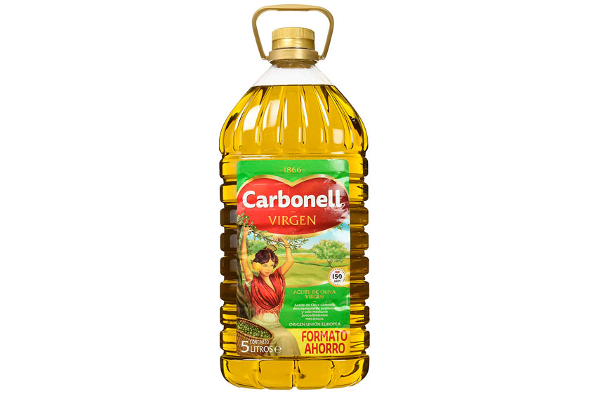 Carbonell virgen 5L barato