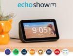 Echo Show 5 barato 49,99€ ¡Super precio PrimeDay, antes 89,99€!