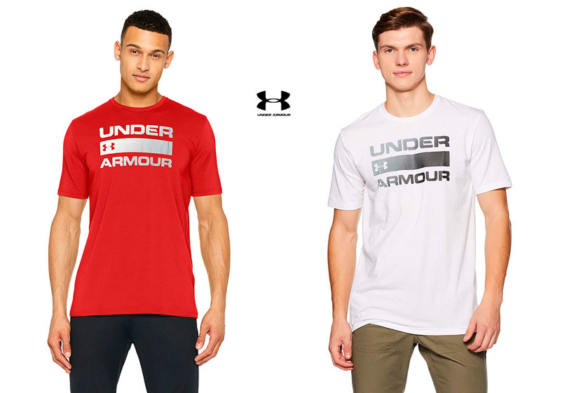 camiseta Under Armour Team Issue Wordmark barata