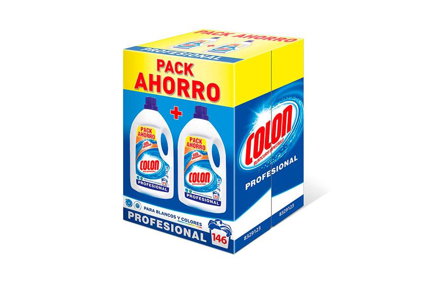detergente líquido Colon 146 lavados barato