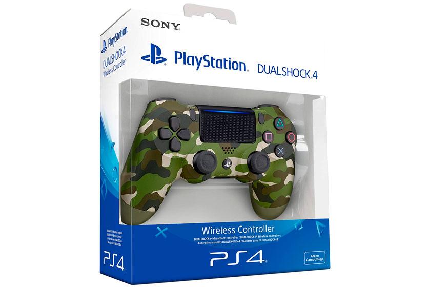 Sony Dualshock 4 V2 Mando Inalámbrico barato