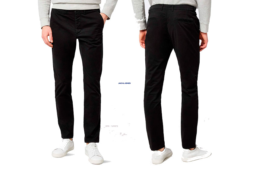 pantalones Jack & Jones Ww 420 Noos baratos