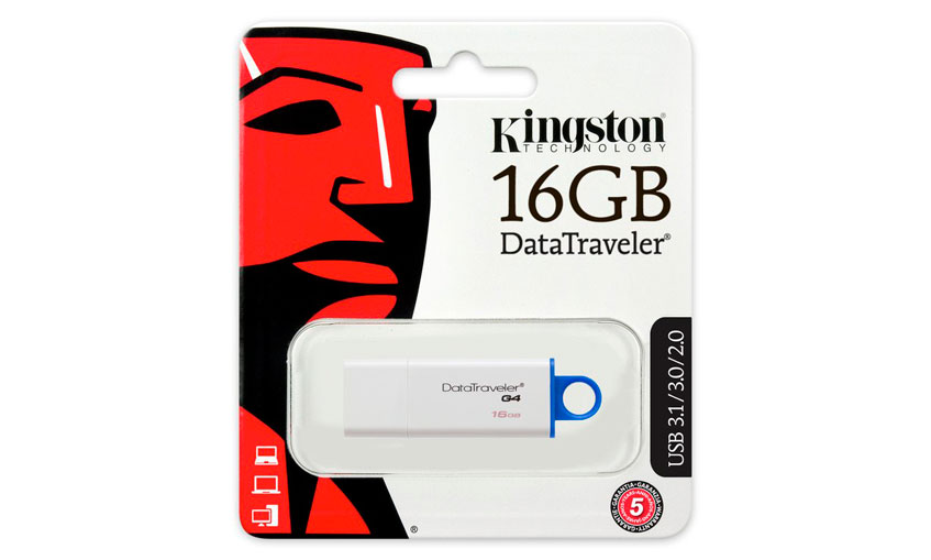 memoria flash Kingston DTIG4 16GB barata