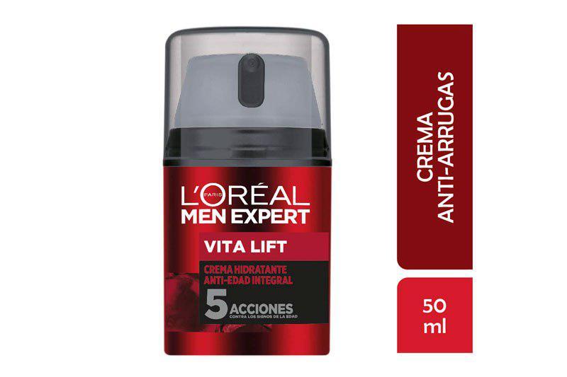 crema L'Oréal Paris Men Expert Vitalift barata
