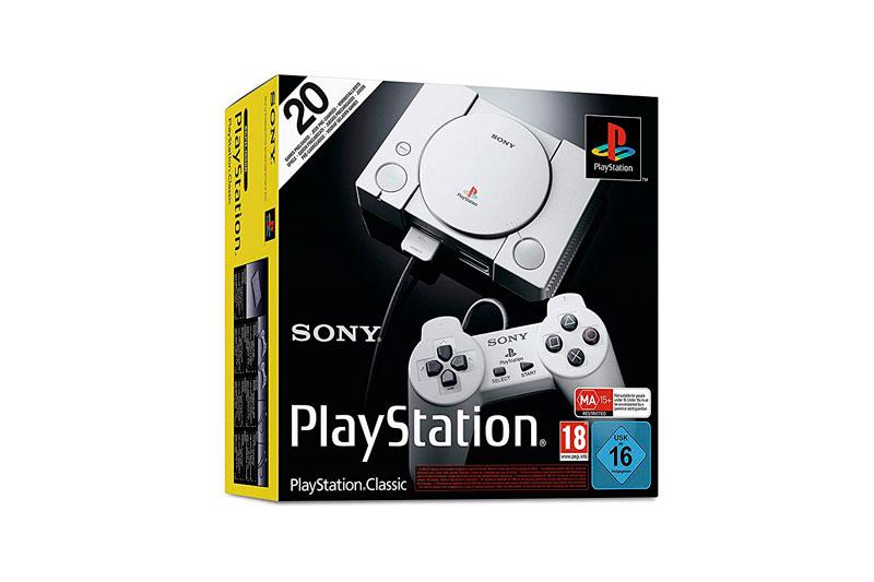 Sony PlayStation Consola Classic + 2 mandos barata