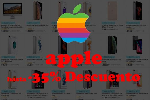 apple descuento primeday