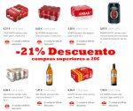 ¡Chollazo! Cervezas baratas en El corte Inglés e Hipecor -21% Descuento + 50% Descuento 2ª unidad