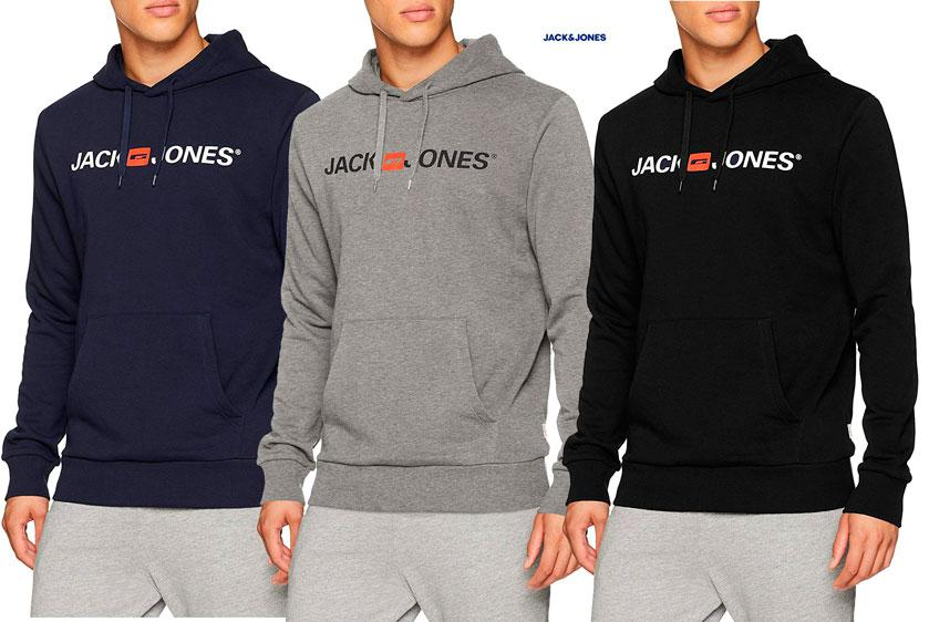 sudadera Jack & Jones Jjecorp logo barata