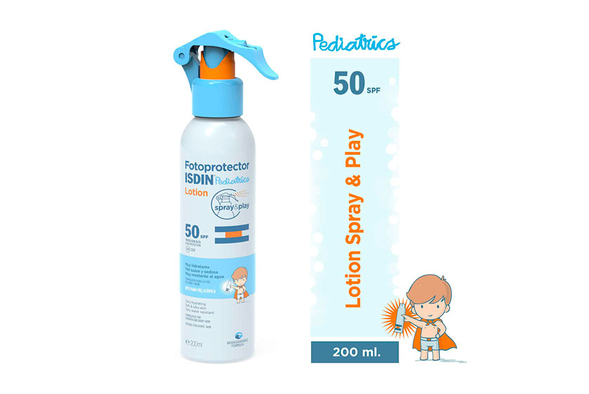 fotoprotector ISDIN Pediatrics 50 200ml barato