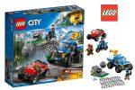LEGO City Police Caza en la Carretera 60172 barato 15€ antes 29,99€