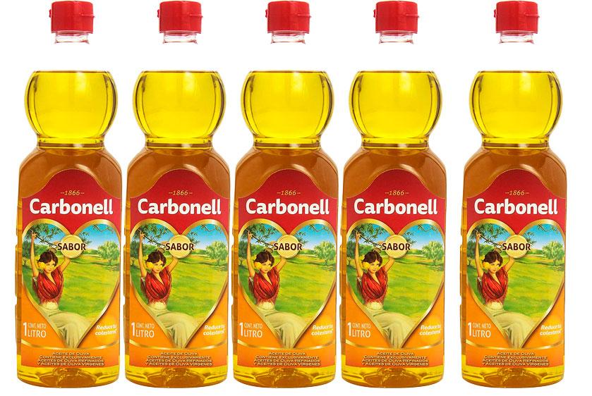 5L aceite Carbonell barato