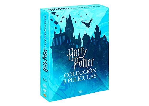 colección completa Harry Potter DVD barata