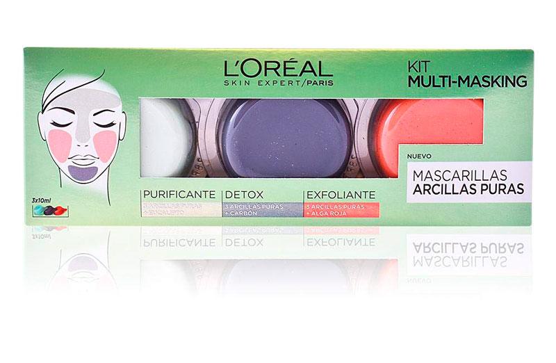 L'Oréal Paris Arcillas puras multi-masking barato