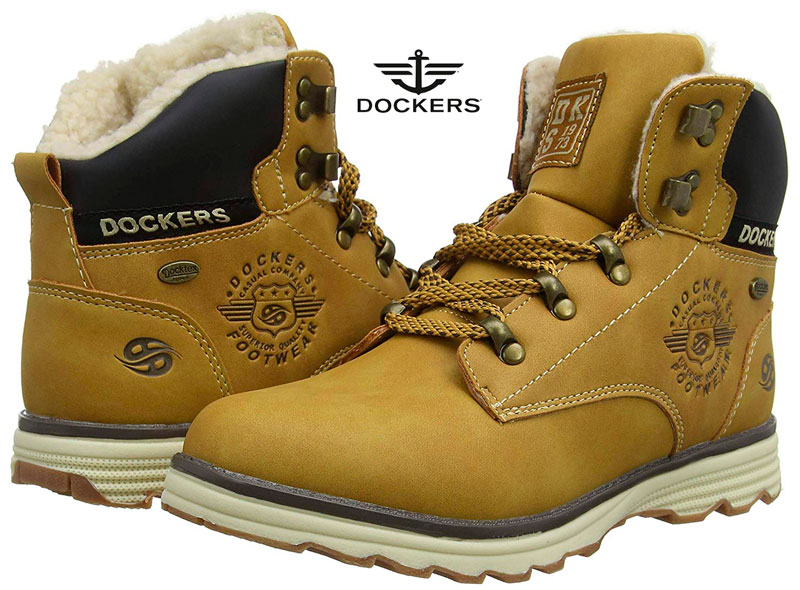 botas Dockers baratas