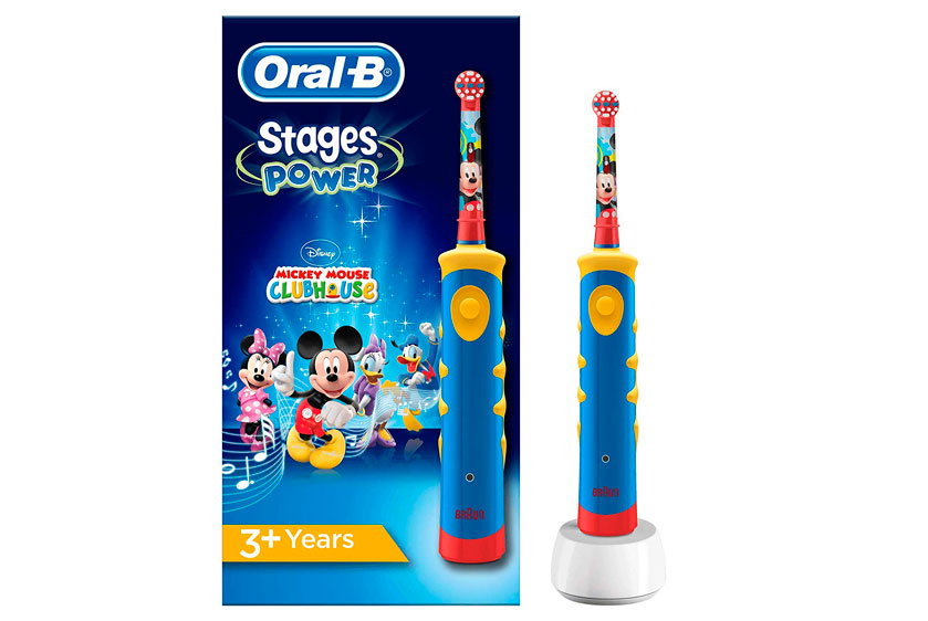 Oral-B Stages Power Kids Mickey Mouse barato