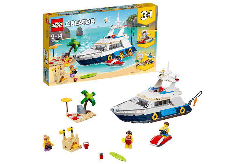 (31083) Lego creator aventuras en yate barato