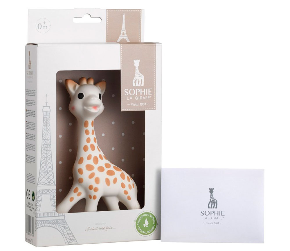sophie la girafe barata chollos amazon