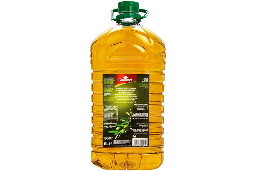 5L aceite de oliva Gourmet barato
