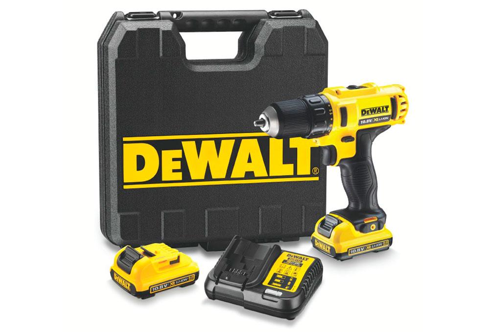 DEWALT DCD710D2-QW - Taladro Atornillador
