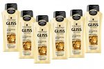 ¡Chollo! Champú Gliss Ultimate Oil pack 6 barato 10,7€