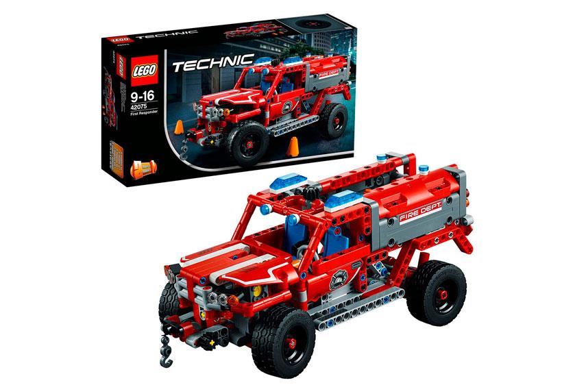 Lego Technic equipo de primera respuesta barato