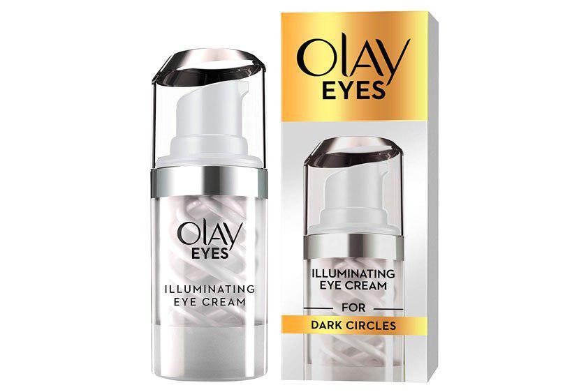 crema de ojos Olay barata
