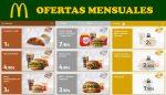 Ofertas McDonalds Noviembre 2019 + Código ORO ¡Todos los Descuentos!