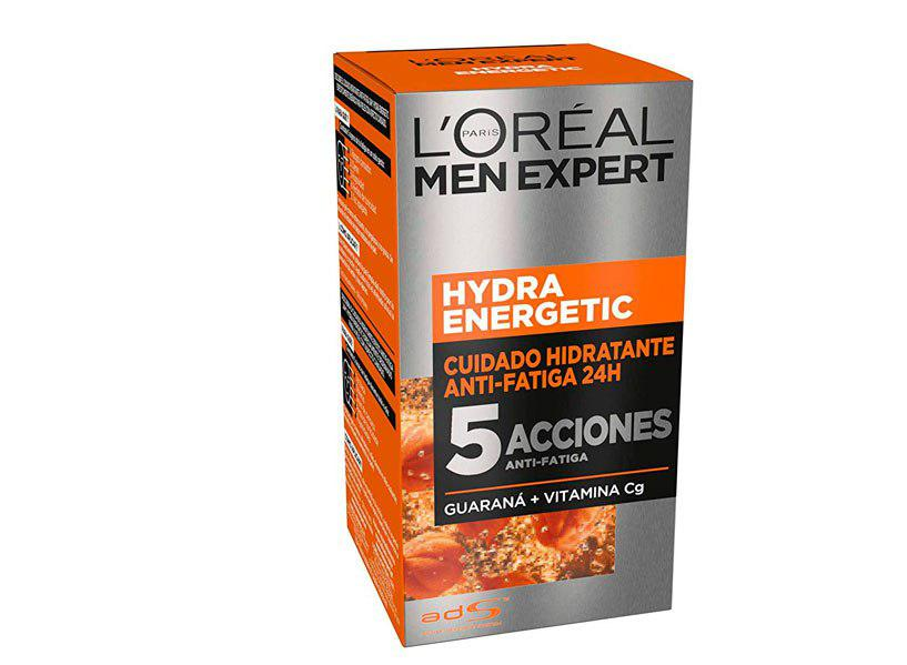 crema hidratante L'Oréal Paris Men Expert Hydra energetic barata