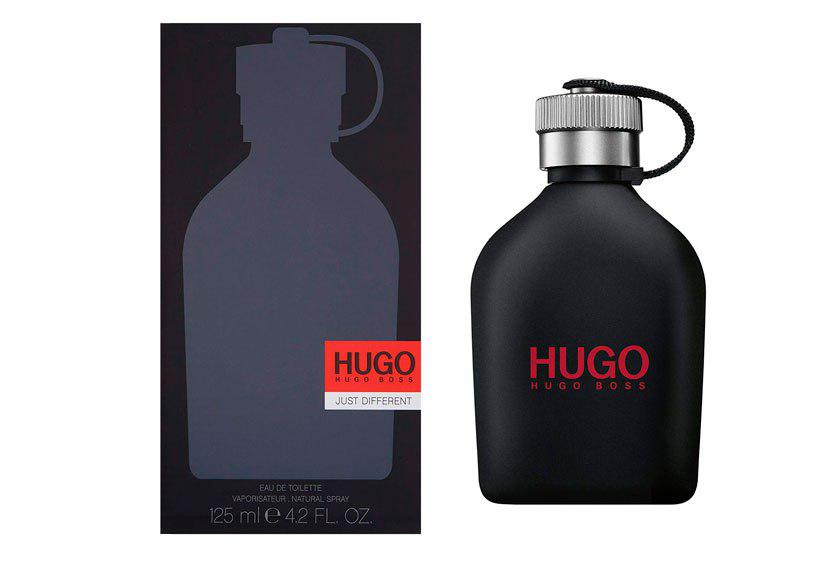 colonia  Hugo Boss Just Different 125ml barata