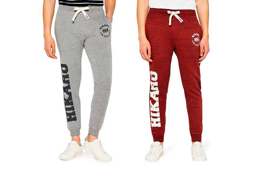 pantalones Hikaro baratos