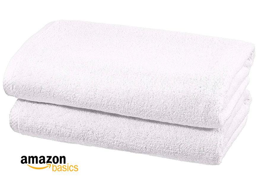 juego 2 toallas Amazonbasics baratas