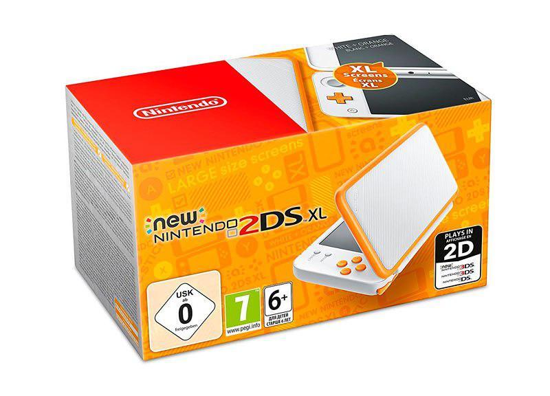 New Nintendo 2DS XL barata