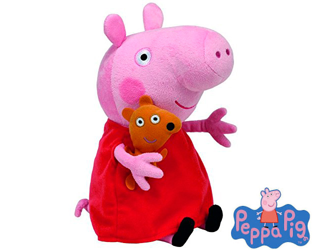 peluche Peppa Pig 25cm barato