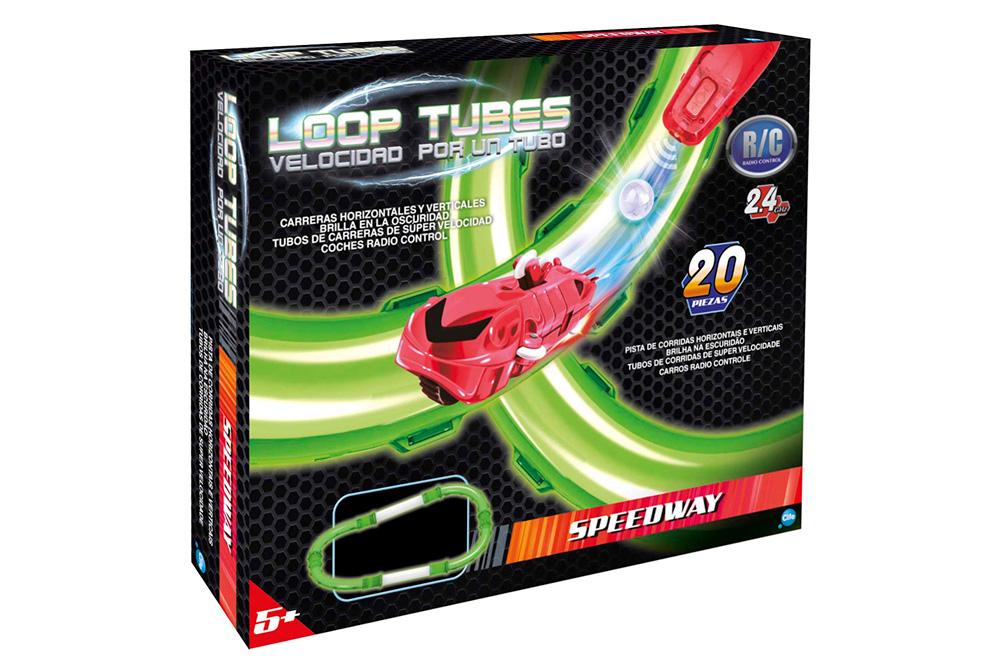 Loop Tubes con 20 piezas por 14,95€ antes 49,95€