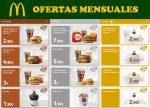 Ofertas McDonalds Diciembre 2019 + Código ORO ¡Todos los Descuentos!