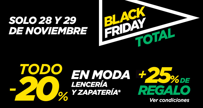 black friday eci