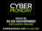 Cyber Monday El Corte Inglés ¡Sólo 30 Noviembre ONLINE!