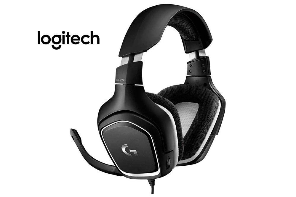 Logitech G332 SE Auriculares gaming baratos