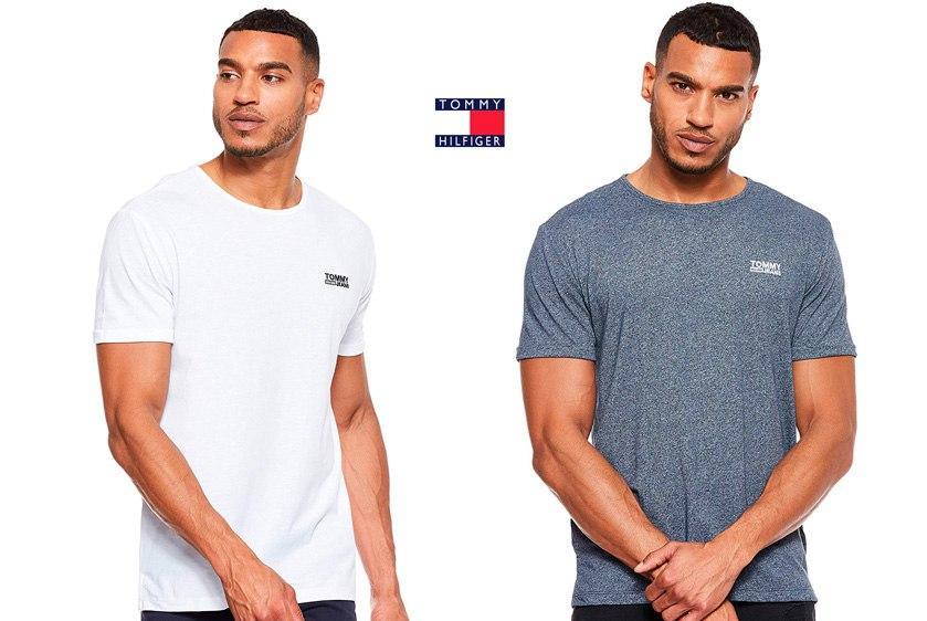 camiseta Tommy Hilfiger Modern Jaspe barata