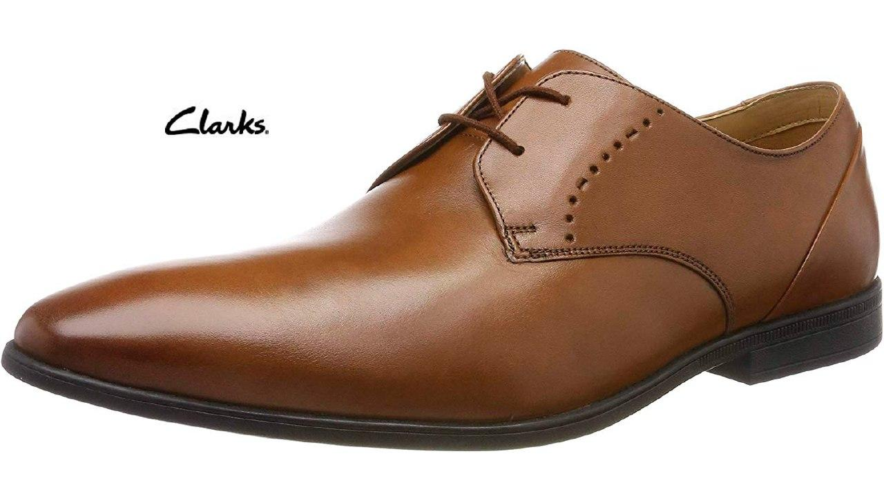 zapatos Clarks Bampton Lace baratos