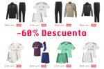 Camisetas de fútbol oficiales -60% Descuento ¡Super precio!