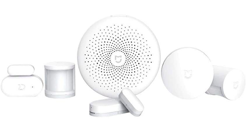 Kit alarma hogar Mi Smart Xiaomi Home